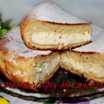 рецепт творожного пирога в мультиварке