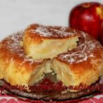 рецепт яблочного пирога в мультиварке