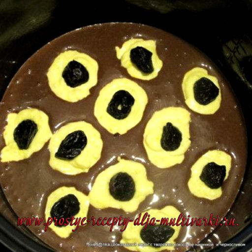 Рецепт шоколадного пирога в мультиварке