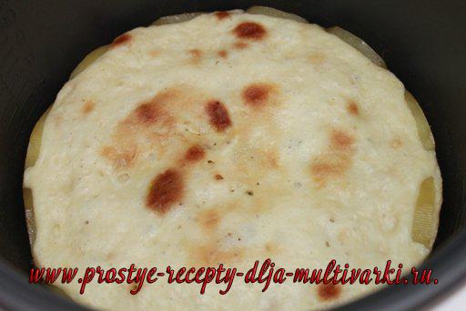 Пирог в мультиварке рецепты на скорую руку с вишней