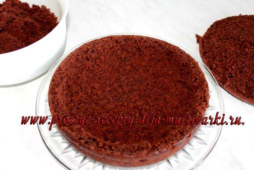 Норка крота торт