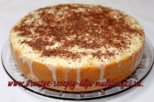 Торт три молока в мультиварке рецепты