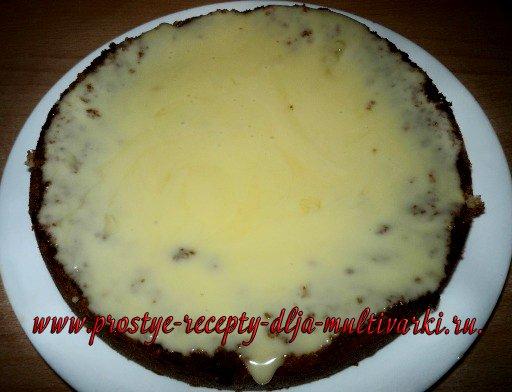Десерт «А-ля Тирамису» в мультиварке