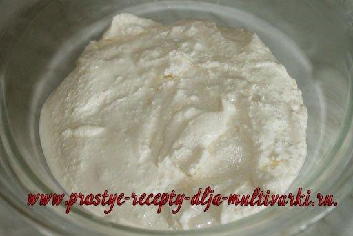 Пирог из тыквы в мультиварке