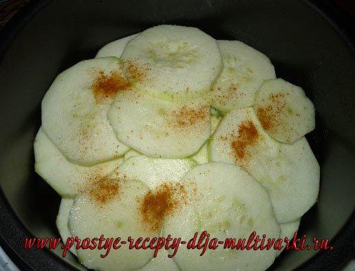 Фрикадельки с овощами в мультиварке - скороварке