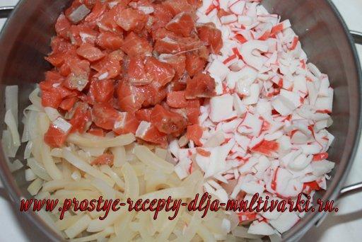 Салат царский рецепт