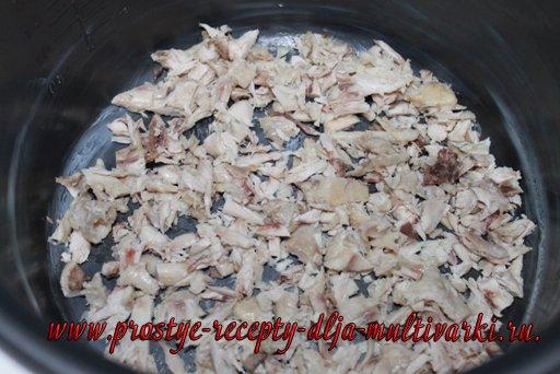 Омлет в мультиварке панасоник – самый простой рецепт