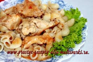 подлива или гуляш рецепт из курицы