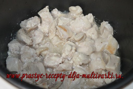 Куриная грудка в мультиварке панасоник 18 рецепты