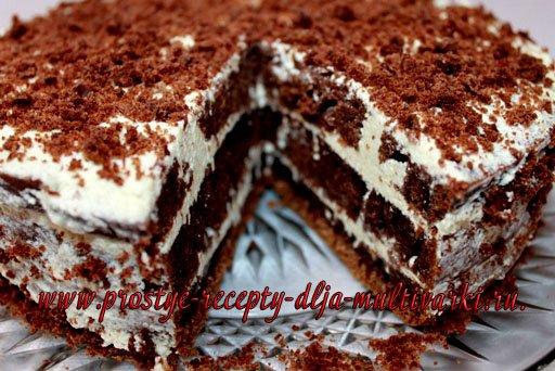 Торт на пиве рецепт