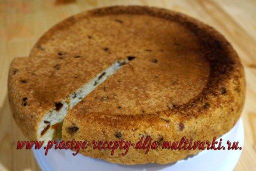 Пирог с сухофруктами в мультиварке рецепты 15