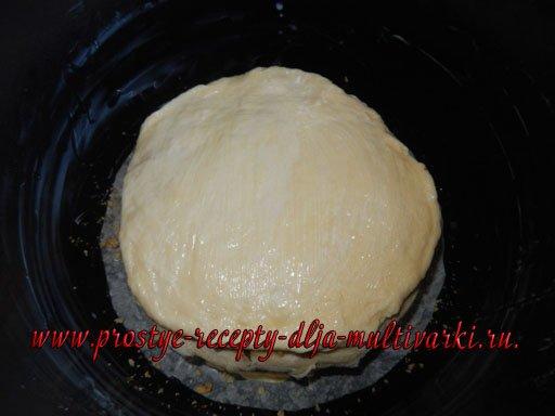 Рецепт вкусного кулича. Слоеный кулич в мультиварке