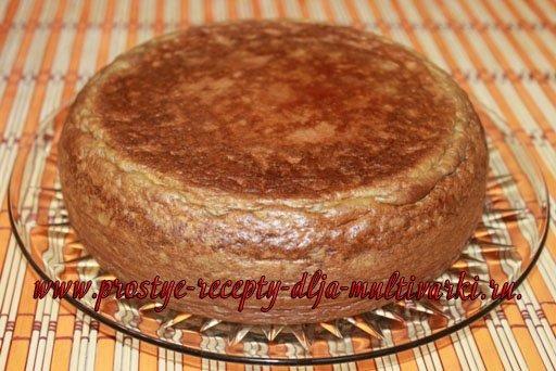 Простой рецепт тортика в духовке с фото