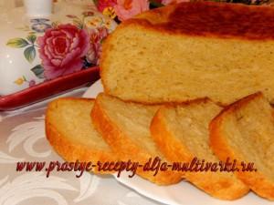 Тыквенный хлеб в мультиварке