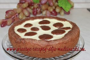 Творожный торт «Жираф»
