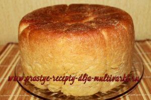 Рецепт сдобы с карамелью в мультиварке