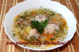 Как приготовить куриный суп в мультиварке