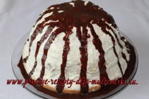 как приготовить торт в мультиварке
