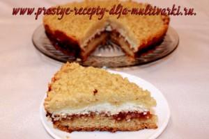 как испечь пирог в мультиварке-скороварке