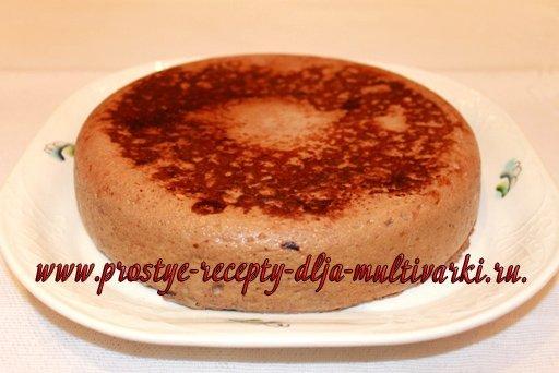 Суфле из печени в мультиварке