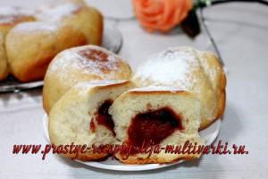 Фото булочек, приготовленных в мультиварке