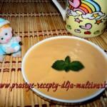 Рецепт яблочного пюре в мультиварке