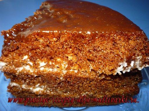 Рецепт торта «Прага»