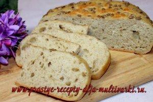 Хлеб из отрубей рецепт