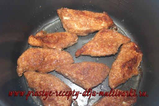 Куриные наггетсы домашние. Рецепт с фото.