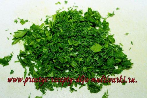 Салат весенний. Пошаговый рецепт с фото