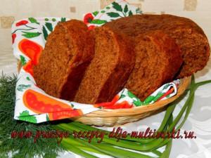 Ржаной хлеб с солодом