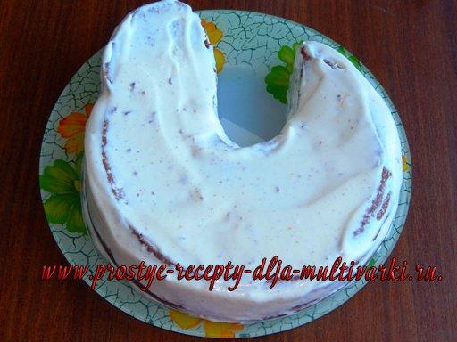 Торт Петух пошаговый рецепт с фото