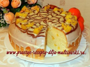 Рецепт торта с ананасами
